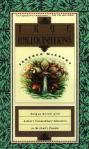 True Hallucinations Book