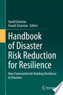 Handbook of Disaster Risk Reduction for Resilience Book