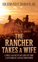 Pdf The Rancher Takes a Wife Telecharger