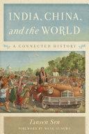 India, China, and the World