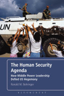 The Human Security Agenda