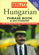 Hungarian Phrase Book   Dictionary