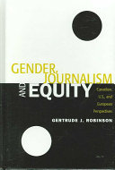 Gender, Journalism, and Equity