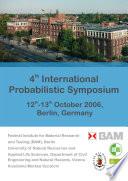 Fourth International Probabilistic Symposium