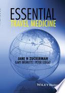 Essential Travel Medicine Book PDF