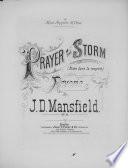 Prayer In The Storm