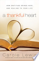 A Thankful Heart Book PDF