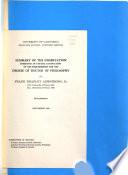 Studies on the Breakdown of Albumin