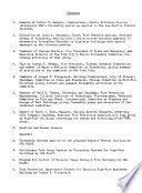 Proceedings: Reconvened International Conference on Firesafety in High-Rise Buildings, Oct. 5, 1971