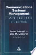 Communications Systems Management Handbook  Sixth Edition Book