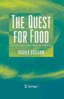 The Quest for Food [Pdf/ePub] eBook