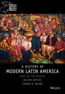 History of Modern Latin America Pdf/ePub eBook