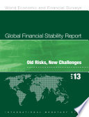Global Financial Stability Report, April 2013