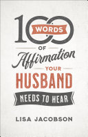 Pdf 100 Words of Affirmation Your Husband Needs to Hear