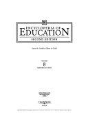 Encyclopedia Of Education Appendixes Index