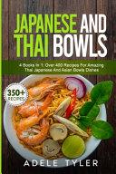 Japanese And Thai Bowls Book PDF