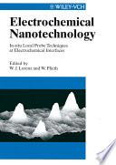 Electrochemical Nanotechnology Book