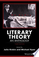 """Literary Theory: An Anthology"" by Julie Rivkin, Michael Ryan"