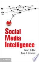 Social Media Intelligence Book