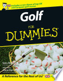 """Golf For Dummies"" by Gary McCord, Alicia Harney, Alice Cooper"