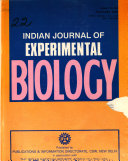 Indian Journal of Experimental Biology Book