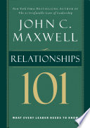 Relationships 101 Book