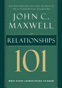 Relationships 101 Pdf/ePub eBook