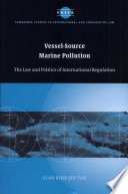 Vessel Source Marine Pollution Book PDF