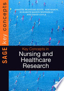 Key Concepts in Nursing and Healthcare Research Book