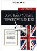 Livro Como Passar no Teste de Proficiência da ICAO