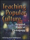 Teaching Popular Culture [Pdf/ePub] eBook