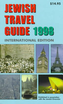 Jewish Travel Guide  1998