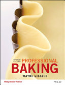Professional Baking  7e WileyPLUS with Loose Leaf Print Companion with WileyPLUS Learning Space Card Set Book