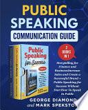 Public Speaking Communication Guide  2 Books in 1