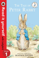 Read it yourself with Ladybird: The Tale of Peter Rabbit