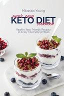 Super Easy Keto Diet Cookbook