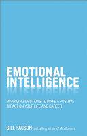 Pdf Emotional Intelligence