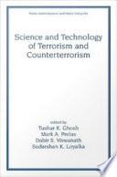 Science and Technology of Terrorism and Counterterrorism
