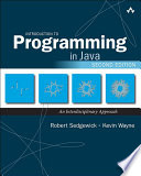 """Introduction to Programming in Java: An Interdisciplinary Approach"" by Robert Sedgewick, Kevin Wayne"