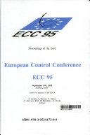 European Control Conference 1995