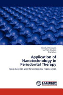 Application of Nanotechnology in Periodontal Therapy Book