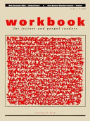 A Workbook for Lectors and Gospel Readers  1998