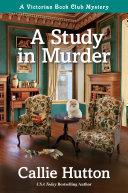 A Study in Murder Pdf/ePub eBook