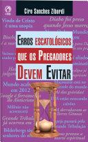 Pdf Erros Escatológicos que os Pregadores Devem Evitar Telecharger