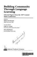 Building Community Through Language Learning