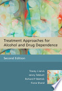 Treatment Approaches For Alcohol And Drug Dependence Book PDF