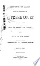 New Jersey Law Reports