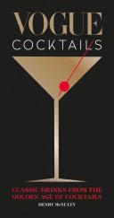 Pdf Vogue Cocktails