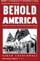 Behold, America Pdf/ePub eBook