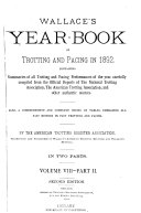 Pdf Wallace's Year-book of Trotting and Pacing in ...